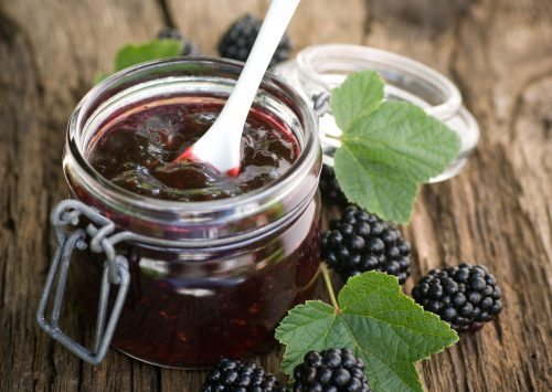 How to Make and Can Homemade Blackberry Mint Jelly