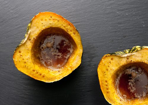 Decadent Acorn Squash – Melts In Your Mouth!
