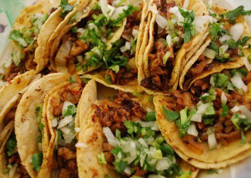 Ground Turkey Street Tacos